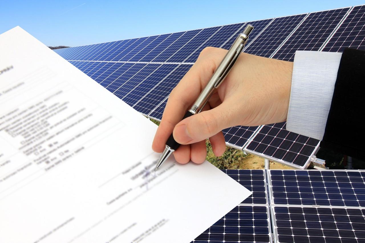 GK Electrics PV Lösungen für Unternehmen